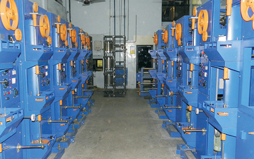 Wire Winding Machine Exporter